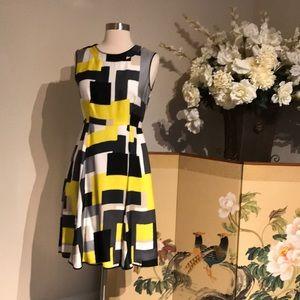 Kate Spade A-line Shift Dress Size 2.